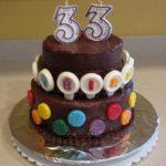 יום הולדת 33