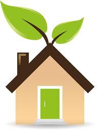 בית,עץ,גג מעץ,ירוק,חום