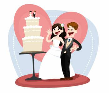 מזל טוב ברכה לחתן ולכלה